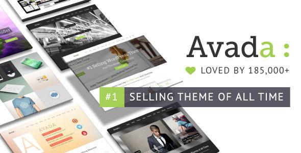 Avada v5.0.5 多用途外贸WordPress英文主题 免费下载