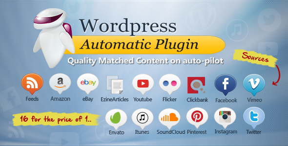 WordPress自动采集插件 WordPress Automatic v3.26.2