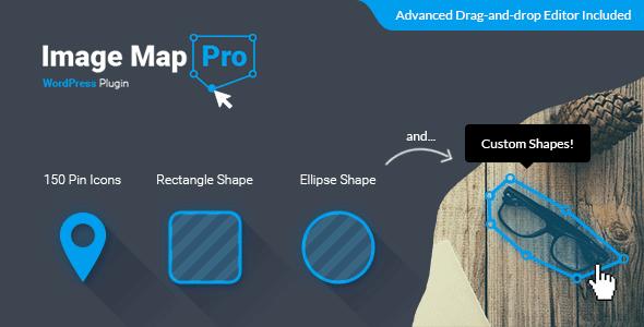 Image Map Pro v3.0.20 WordPress图片地图插件 免费下载