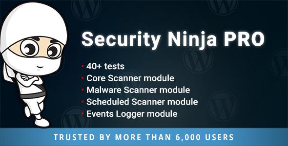 Security Ninja PRO v5.0 WordPress安全扫描插件