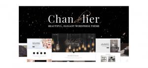 Chandelier Luxury Theme for Custom Brands