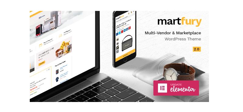 Martfury WooCommerce-Marketplace WordPress Theme