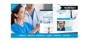 MedPlus – Coronavirus Prevention WordPress Theme