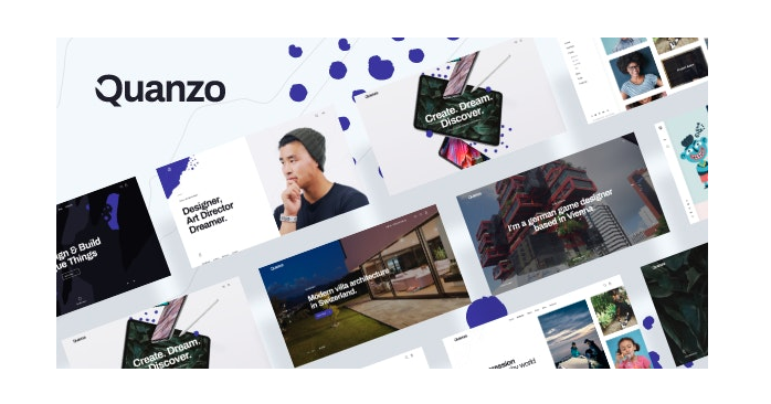 Quanzo-Personal-Portfolio-WordPress-Theme
