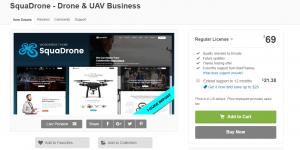 SquaDrone Drone UAV Business