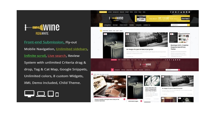 Wine-Masonry-Review-Front-end-Submission-WordPress-Theme
