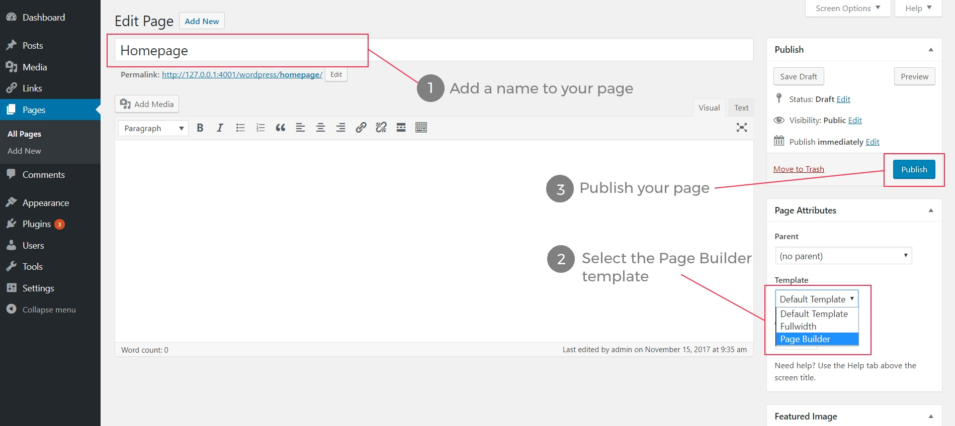 Assign-the-Page-Builder-page-template-to-that-page