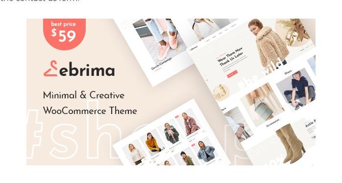 Ebrima-Minimal-Creative-WooCommerce-WP Theme