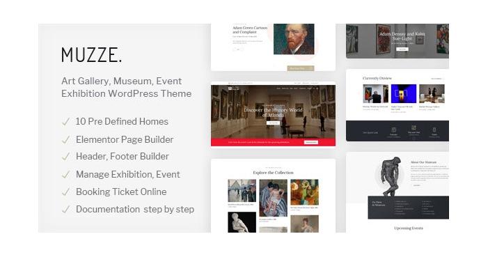 Muzze-Museum-Art-Gallery-Exhibition-Wordpress-Theme