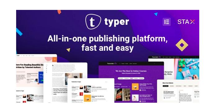 Typer-Amazing-Blog-and-Multi-Author-Publishing-Theme