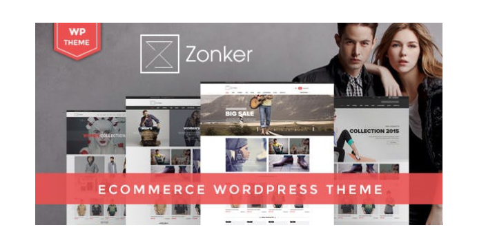 Zonker-WoocommercE-wordpress-Theme